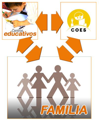 Centros educativos - COES