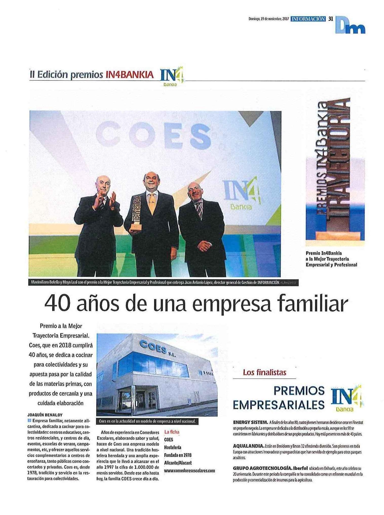 Actualidad COES - COES