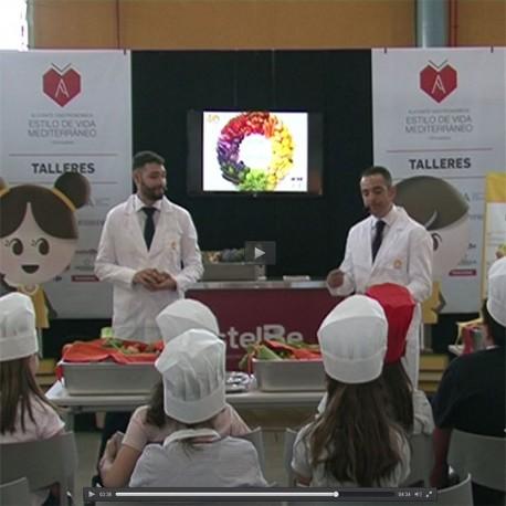 Vídeos Talleres Alicante Gastronómica IFA del 4 al 7 de mayo 2018